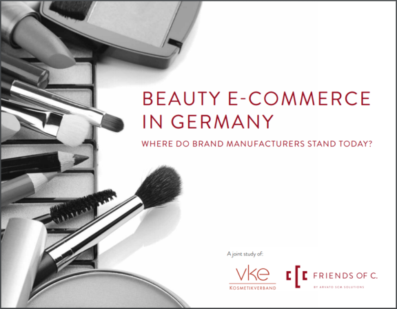 Beauty<br />E-Commerce in Germany – Arvato Supply Chain Solutions