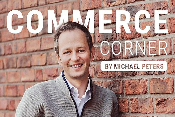 Podcast Commerce Corner 40 mit Benjamin Messner, Director E-Commerce bei Bogner