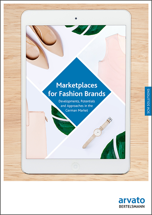 Marketplace<br />for Fashion Brands (1) – Arvato Supply